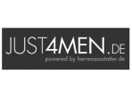 JUST4MEN Gutschein